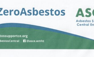 zero asbestos banner